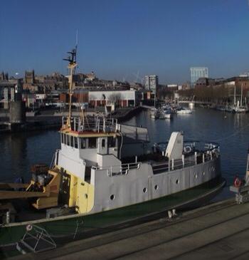 Image of Bristol Floating Harbour